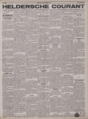 Heldersche Courant 1915-10-26