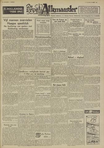 De Vrije Alkmaarder 1950-04-22
