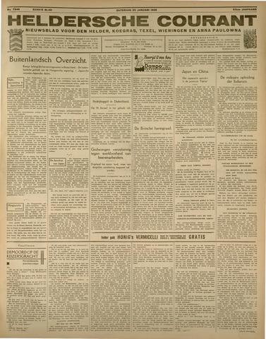 Heldersche Courant 1935-01-26