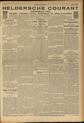 Heldersche Courant 1923-05-12