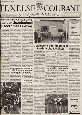Texelsche Courant 1996-06-25
