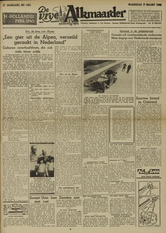 De Vrije Alkmaarder 1949-03-16