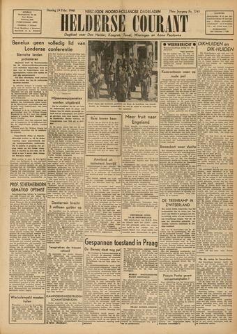 Heldersche Courant 1948-02-24