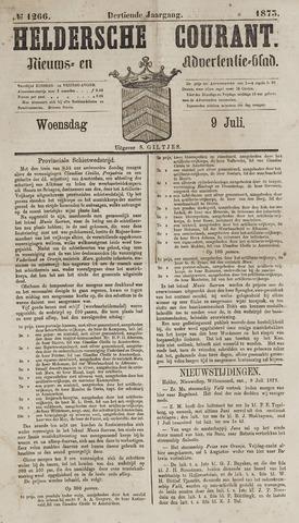 Heldersche Courant 1873-07-09