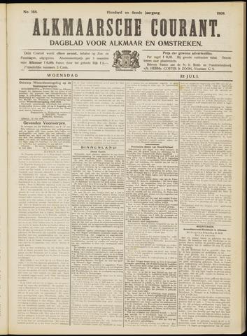 Alkmaarsche Courant 1908-07-22