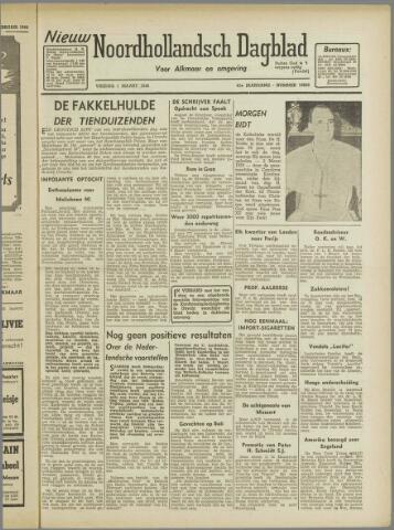 Nieuw Noordhollandsch Dagblad : voor Alkmaar en omgeving 1946-03-01
