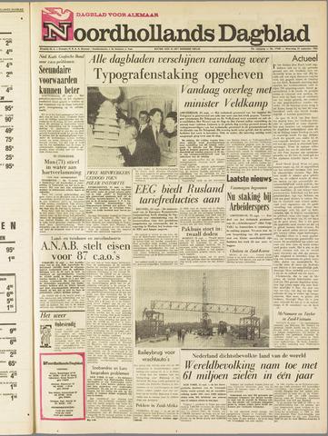 Noordhollands Dagblad : dagblad voor Alkmaar en omgeving 1963-09-25