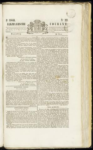 Alkmaarsche Courant 1841-05-31