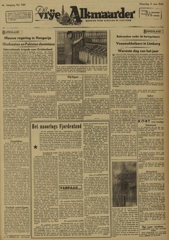 De Vrije Alkmaarder 1947-06-02