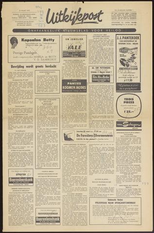 Uitkijkpost : nieuwsblad voor Heiloo e.o. 1970-03-25