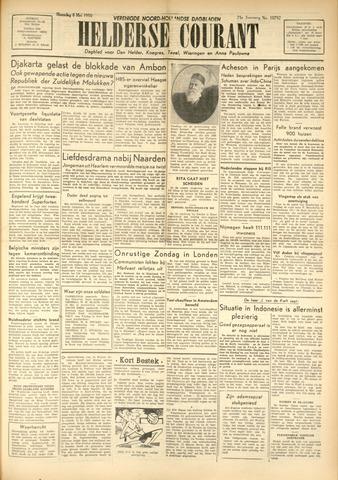 Heldersche Courant 1950-05-08