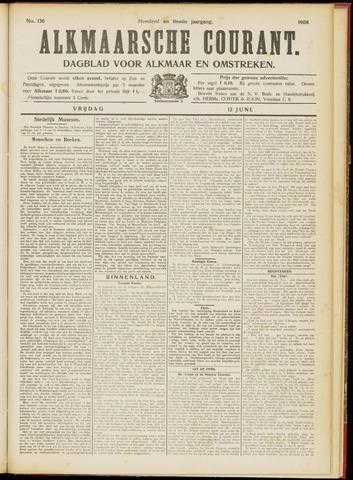 Alkmaarsche Courant 1908-06-12