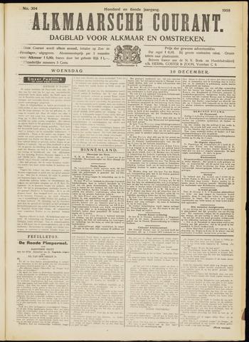 Alkmaarsche Courant 1908-12-30