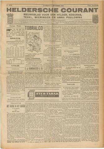 Heldersche Courant 1929-09-21