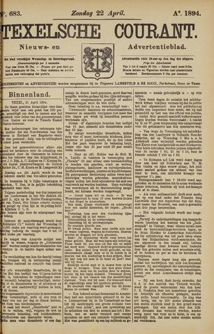 Texelsche Courant 1894-04-22