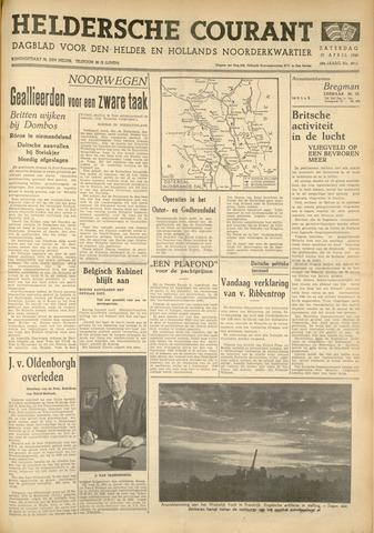 Heldersche Courant 1940-04-27