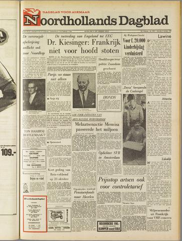 Noordhollands Dagblad : dagblad voor Alkmaar en omgeving 1967-10-14