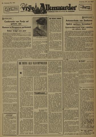 De Vrije Alkmaarder 1947-06-28