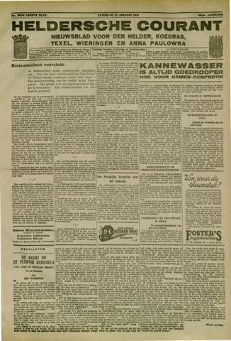 Heldersche Courant 1931-01-10