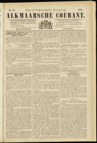Alkmaarsche Courant 1889-06-12