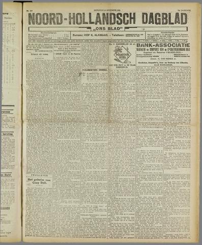 Ons Blad : katholiek nieuwsblad voor N-H 1921-12-24