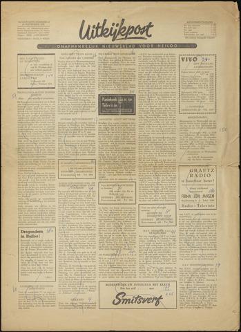 Uitkijkpost : nieuwsblad voor Heiloo e.o. 1956-11-23