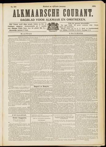 Alkmaarsche Courant 1913-11-03