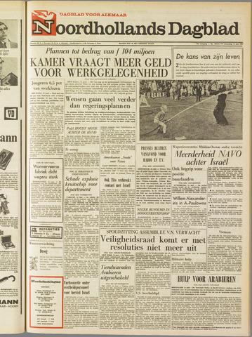 Noordhollands Dagblad : dagblad voor Alkmaar en omgeving 1967-06-14