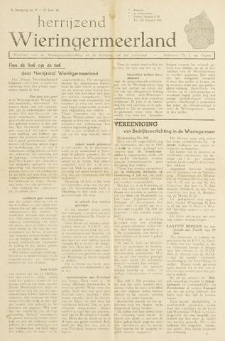Herrijzend Wieringermeerland 1946-06-22
