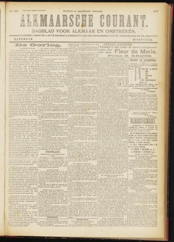 Alkmaarsche Courant 1917-10-20