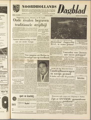 Noordhollands Dagblad : dagblad voor Alkmaar en omgeving 1958-09-15