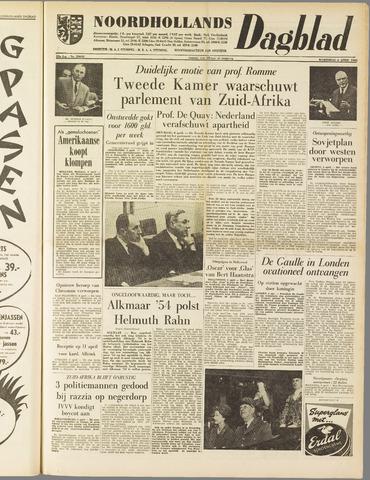 Noordhollands Dagblad : dagblad voor Alkmaar en omgeving 1960-04-06