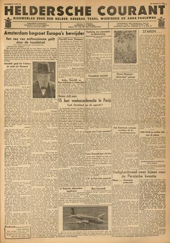 Heldersche Courant 1946-05-09
