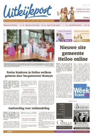 Uitkijkpost : nieuwsblad voor Heiloo e.o. 2010-07-14
