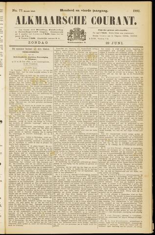 Alkmaarsche Courant 1902-06-29
