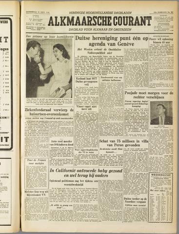 Alkmaarsche Courant 1955-09-29