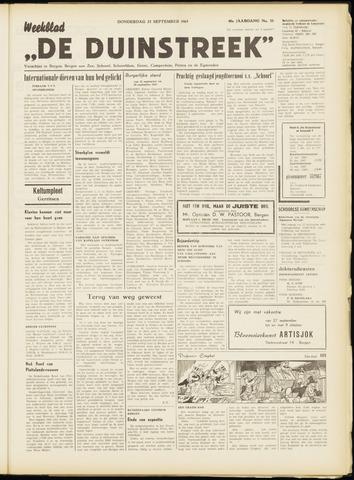 De Duinstreek 1965-09-23