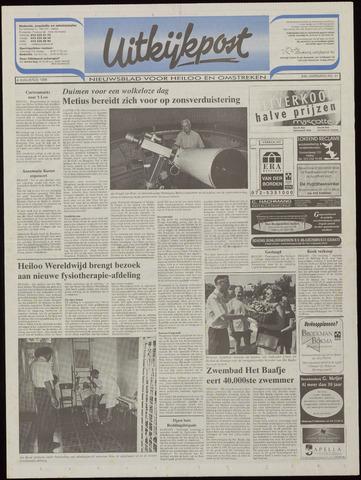 Uitkijkpost : nieuwsblad voor Heiloo e.o. 1999-08-04