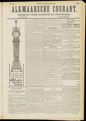 Alkmaarsche Courant 1913-11-11