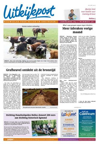 Uitkijkpost : nieuwsblad voor Heiloo e.o. 2017-06-28