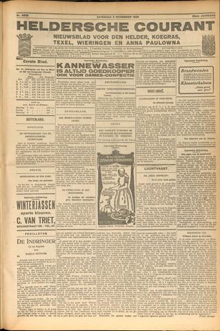 Heldersche Courant 1928-11-03