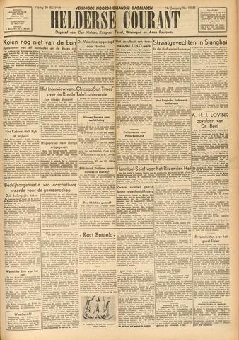 Heldersche Courant 1949-05-20