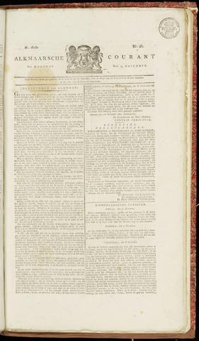 Alkmaarsche Courant 1826-11-13