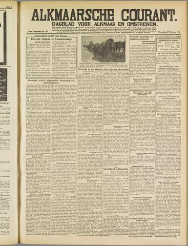 Alkmaarsche Courant 1941-10-29