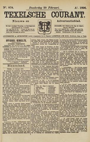 Texelsche Courant 1896-02-20