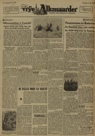 De Vrije Alkmaarder 1947-07-08