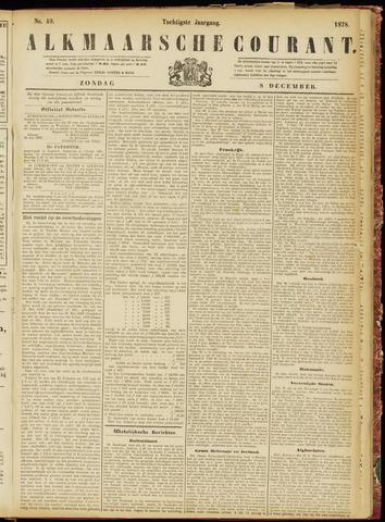 Alkmaarsche Courant 1878-12-08