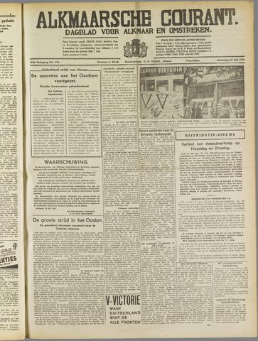 Alkmaarsche Courant 1941-07-26