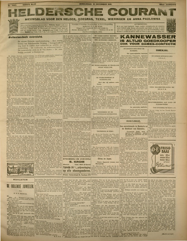 Heldersche Courant 1931-12-10