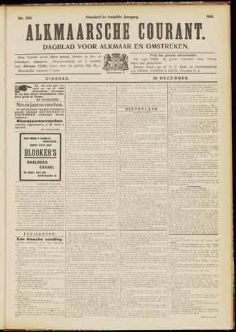 Alkmaarsche Courant 1910-12-20